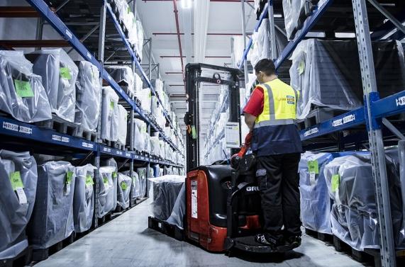 Automotive Logistik