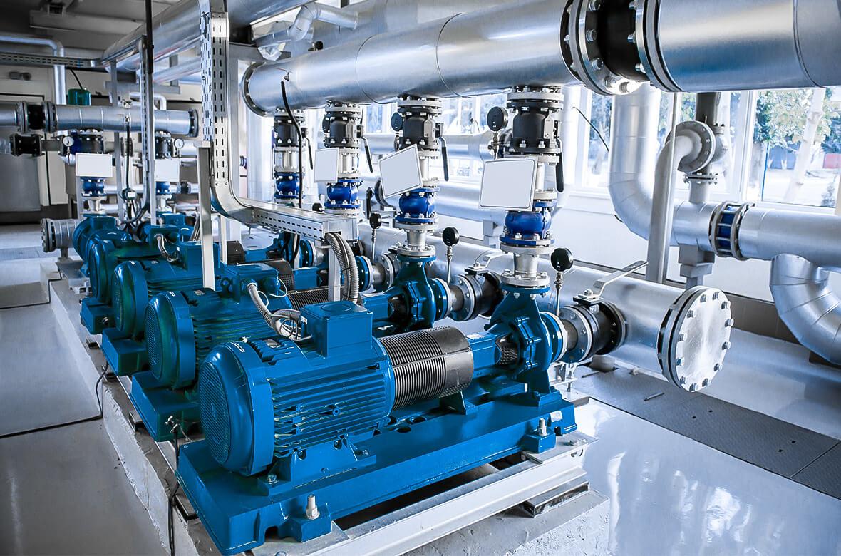 Heiz- und Pumptechnik